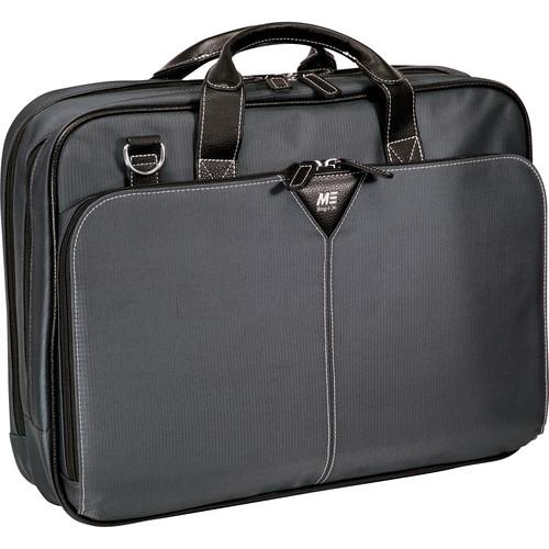 """Mobile Edge 16"""" The Graphite Nylon Briefcase"""