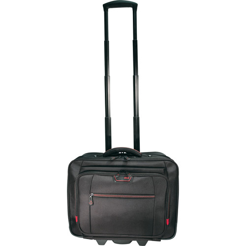 "Mobile Edge Professional Rolling Case for 13"" to 17.3"" Laptop & Gear"