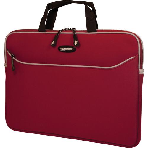 "Mobile Edge 13.3"" SlipSuit MacBook Sleeve (Crimson Red)"