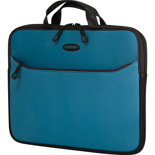 "Mobile Edge 13.3"" SlipSuit MacBook Sleeve (Teal)"