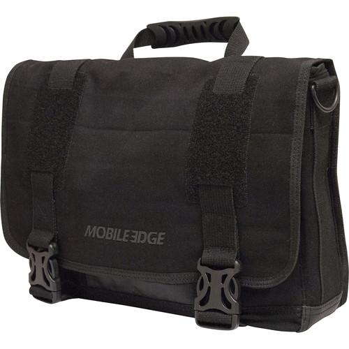 "Mobile Edge 15"" Notebook ECO Messenger Bag (Black)"