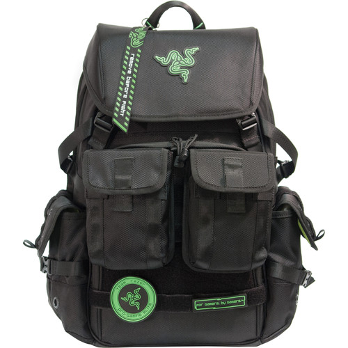 Mobile Edge Razer Tactical Pro Gaming Backpack