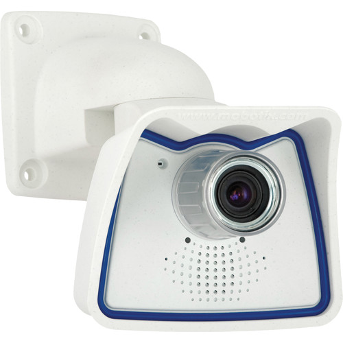 MOBOTIX AllroundMono MX-M25M-SEC-CSVARIO IP Camera with Day Sensor & 29-64mm CSVario Lens