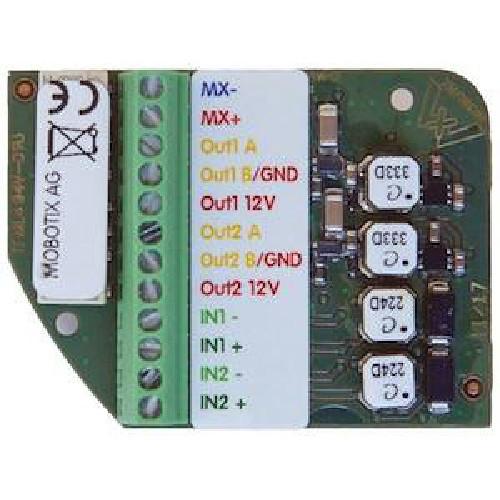 MOBOTIX Extension Module for c26, i26, p26, and v26 Indoor Cameras