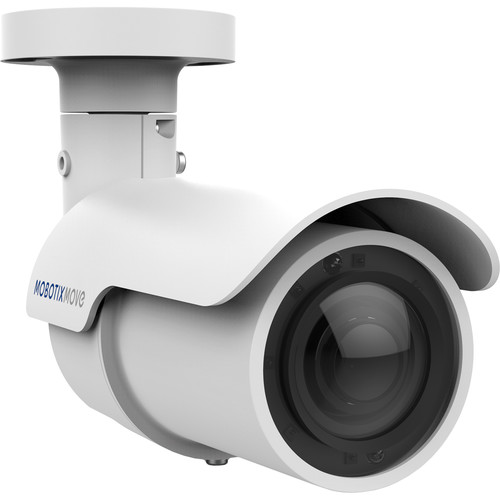 MOBOTIX MOVE BC-4-IR 4MP Outdoor Network Bullet Camera with Heater