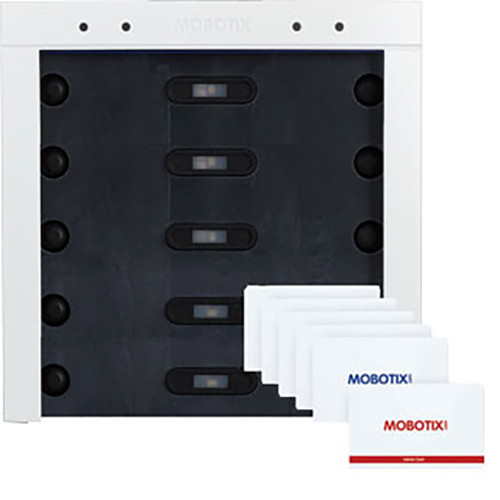 MOBOTIX BellRFID Base Module (Silver)