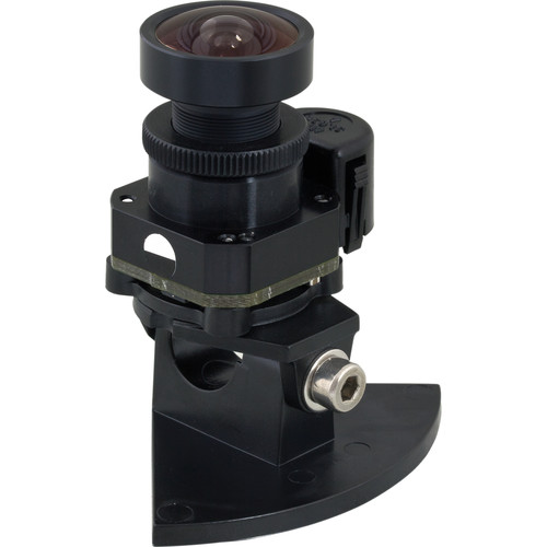 MOBOTIX 6MP Lens Unit with L65 Lens and Long-Pass Filter for D15 Camera (Night)