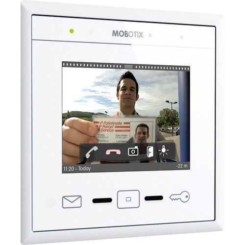 MOBOTIX MxDisplay+ (White)