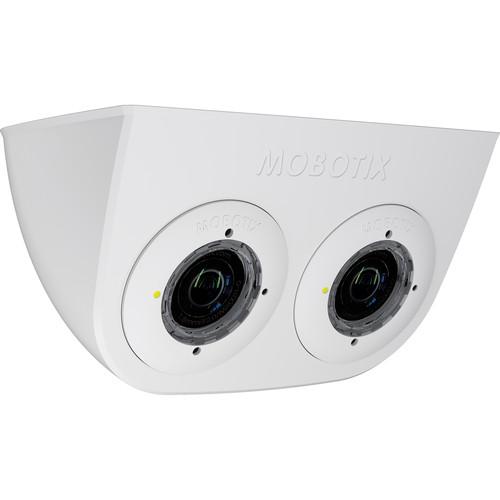MOBOTIX MX-FLEX-OPT-DM DualMount (White)