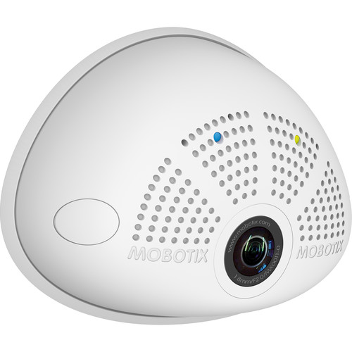 MOBOTIX i25 5MP Day Network Camera with L12 Lens