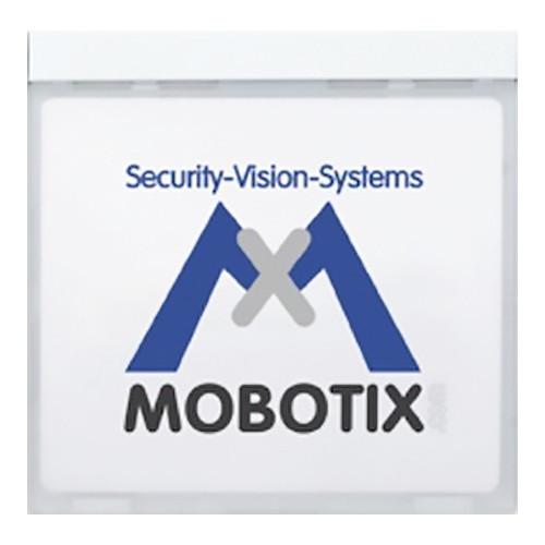 MOBOTIX MX-INFO1-EXT-PW Info Module (White)