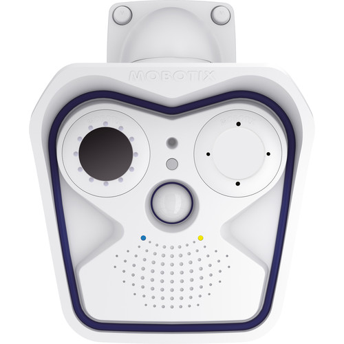 MOBOTIX M16 Thermographic Camera TR 50 mK with R119 (25 Degree)