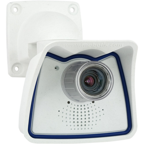MOBOTIX MX-M24M-Sec-Night-N135 Indoor/Outdoor Security Camera with Long Pass Filter