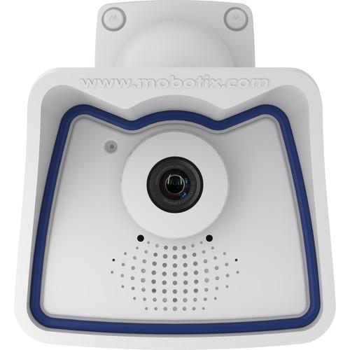 MOBOTIX AllroundMono M25M Sec Hemispheric IP Camera with Night Sensor & L12 Fisheye Lens