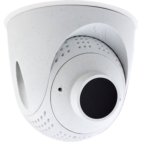 MOBOTIX PTMount-Thermal with Thermal Radiometry with Lens B119 for FlexMount S15 Dual Thermal Camera (Black)