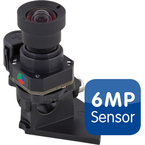 MOBOTIX 6MP Day Sensor Module with B119 Lens and Long-Pass Filter