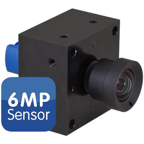MOBOTIX BlockFlexMount 6MP Night CS-Mount Sensor Module with Long-Pass Filter (No Lens)