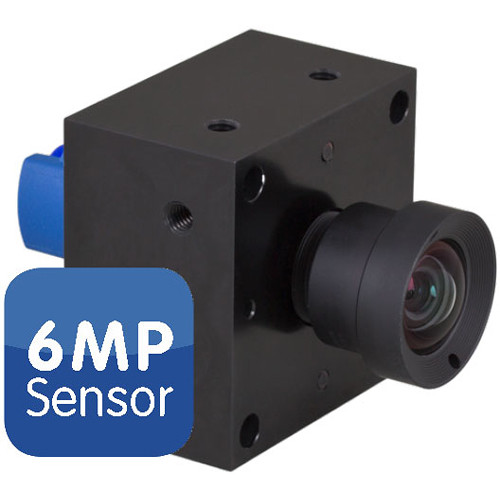 MOBOTIX BlockFlexMount 6MP Night CS-Mount Sensor Module (No Lens)