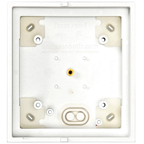MOBOTIX Single On-Wall Housing for T24 IP Video Door Station (Amber)