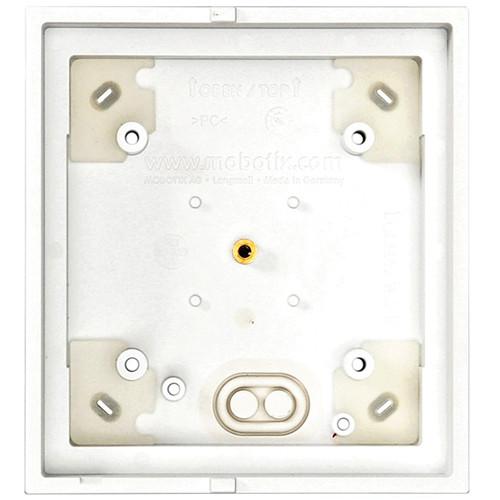 MOBOTIX Single On-Wall Housing for T24 IP Video Door Station (Dark Gray)