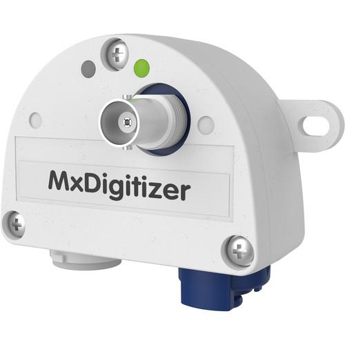 MOBOTIX MxDigitizer Camera Converter for Analog to MOBOTIX IP Video System