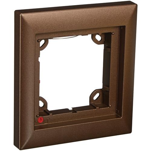 MOBOTIX Single Frame for T25 IP Door Station (Amber)