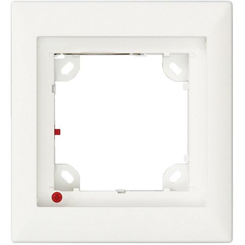 MOBOTIX Single Frame for T24 IP Door Station (Black)