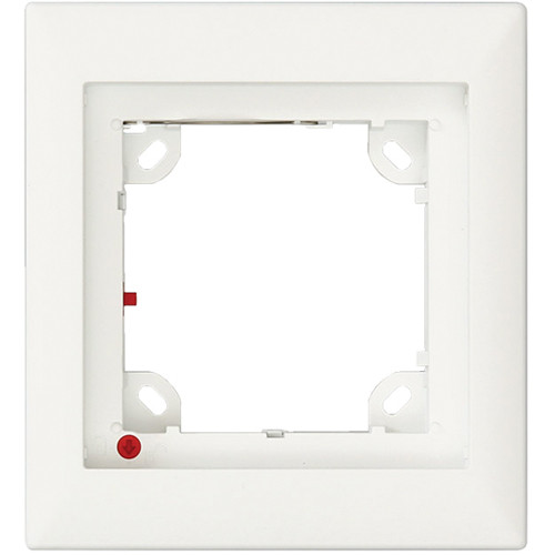 MOBOTIX Single Frame for T25 IP Door Station (Dark Gray)