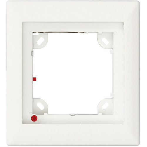 MOBOTIX Single Frame for T24 IP Door Station (White)