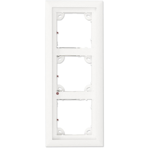 MOBOTIX Triple Frame for T25 IP Door Station (Amber)