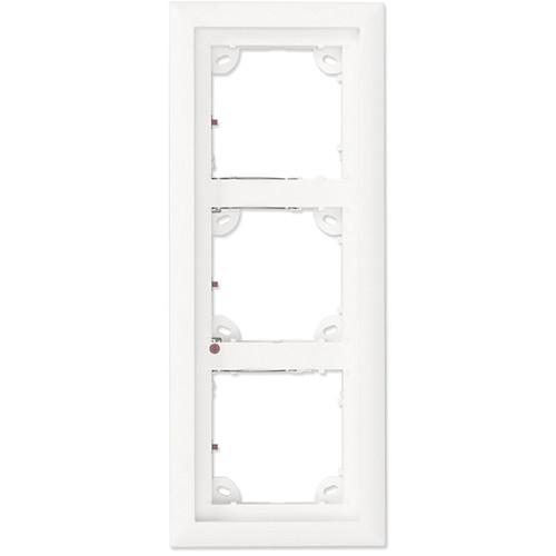 MOBOTIX Triple Frame for T24 IP Door Station (Black)