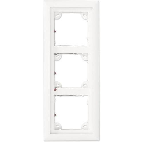 MOBOTIX Triple Frame for T25 IP Door Station (Dark Gray)