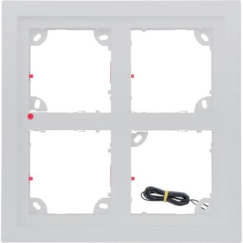 MOBOTIX Quad Frame (Silver)