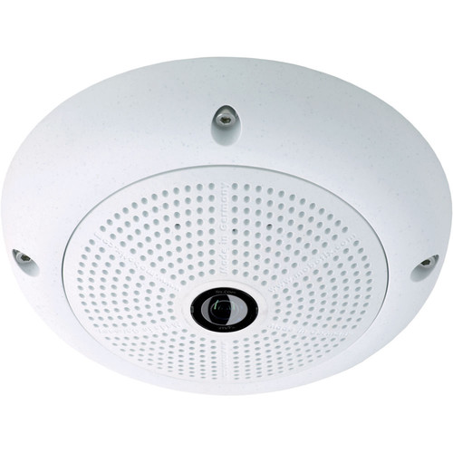 MOBOTIX Q26B Mx-Q26B-6D016 6MP Outdoor Network Dome Camera with Day Sensor and B016 Lens