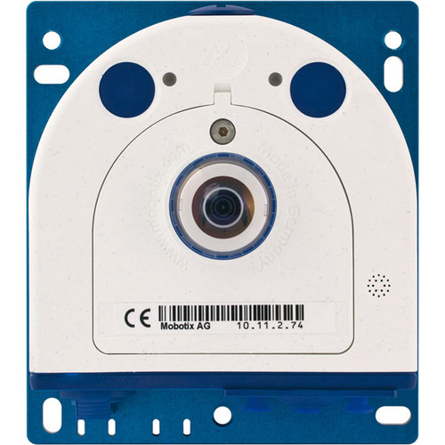 MOBOTIX FlexMount S15M Day 6MP Outdoor Network Camera with B016 Fisheye Lens