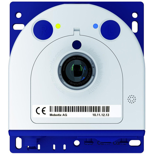 MOBOTIX S26B Mx-S26B-6N016 6MP Outdoor Network Camera with Night Sensor and B016 Lens