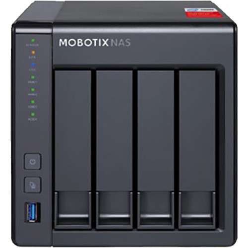 MOBOTIX Mx-S-NAS4A-16 4-Bay NAS Enclosure