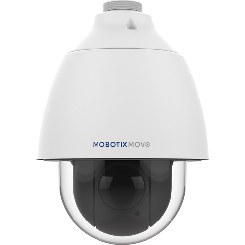 MOBOTIX MOVE SD-330 3MP Outdoor PTZ Network Dome Camera with Heater