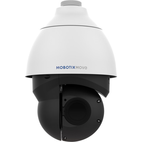 MOBOTIX MOVE SD-340-IR 3MP Outdoor PTZ Network Dome Camera with Heater