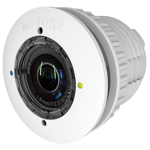 MOBOTIX 6MP Day S15/M15 Sensor Module with L32-F1.8 Lens (Black)