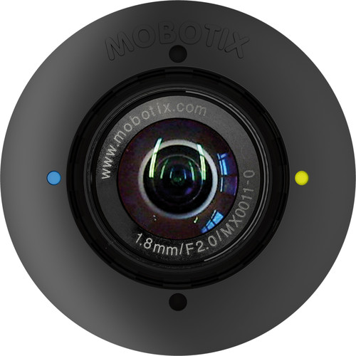 MOBOTIX 5MP Night S15/M15 Sensor Module with L12 Lens (Black)