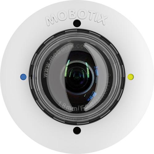 MOBOTIX 5MP Night S15/M15 Sensor Module with L25-F1.8 Lens (White)