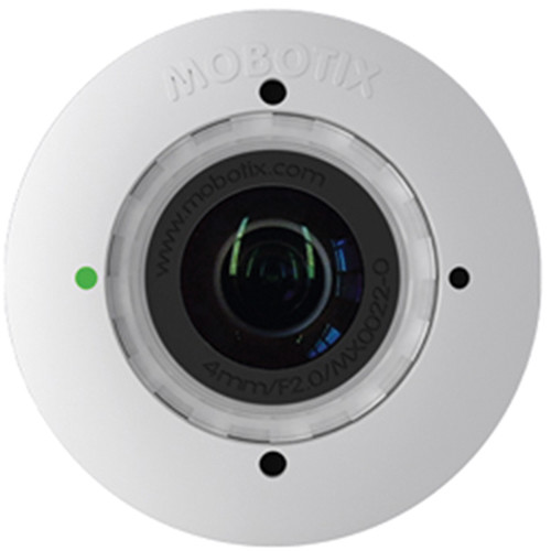 MOBOTIX MX-SM-N51-PW B&W L51 Sensor Module for S15D & M15D IP Video Systems with Microphone (Night, White)