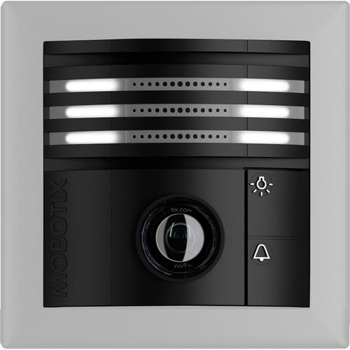 MOBOTIX T25 6MP Day Outdoor Door Station Camera (Black)