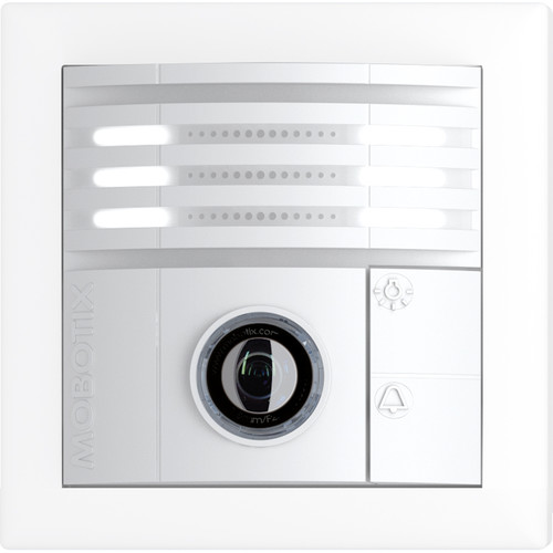 MOBOTIX T25 6MP Day Outdoor Door Station Camera (White)