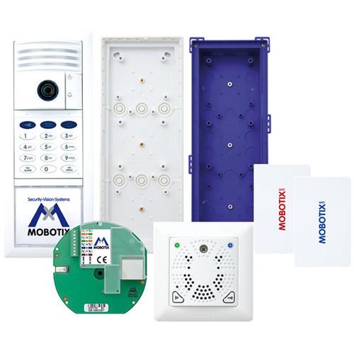 MOBOTIX MX-T25-SET3 6MP T25 Video Door Station Complete Kit
