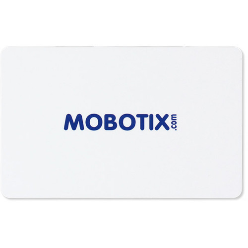 MOBOTIX MX-UserCard1 RFID Transponder Card (Blue)