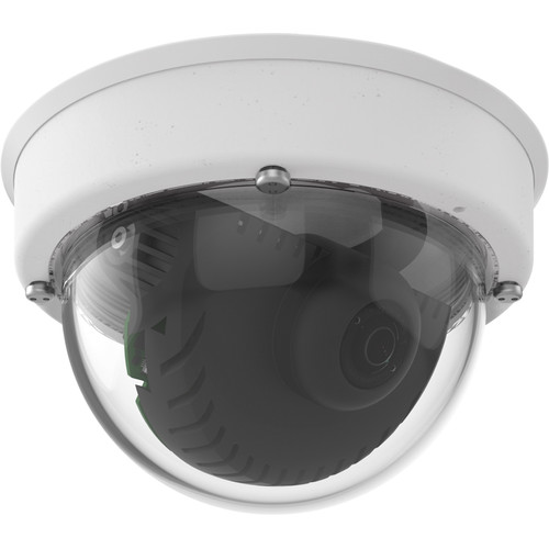 MOBOTIX v25 6MP Network Dome Camera with Ultra Wide Lens