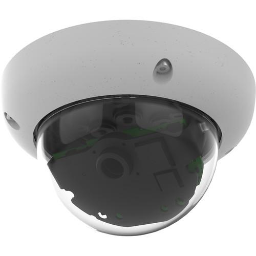 MOBOTIX v26 6MP Network Camera with Day Sensor Module (White)
