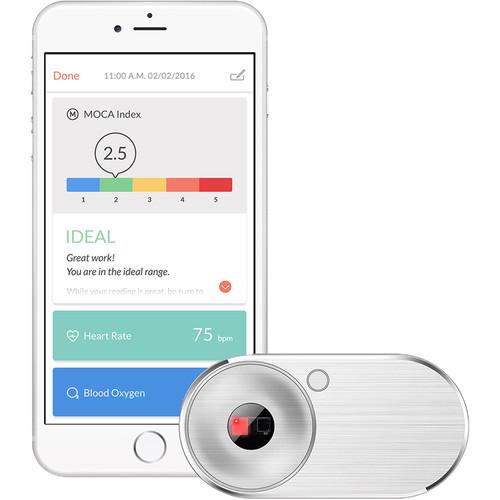 MOCACARE MOCAheart Heart Health Tracker